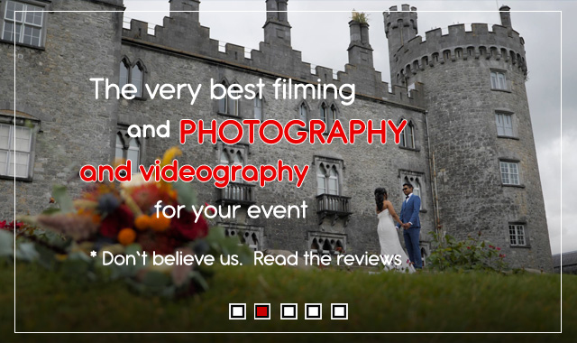 Aerial filming, IAA aproved